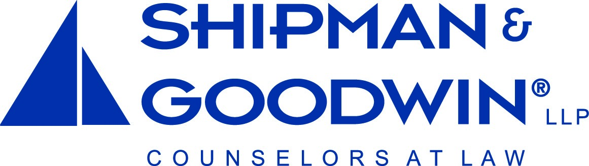 Shipman & Goodwin LLP, Counselors at Law